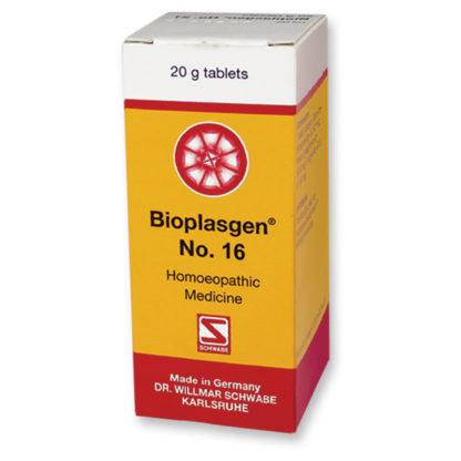 Bioplasgen 16 Nervous Exhaustion