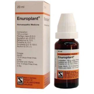Schwabe Germany Enuroplant homoeopathic medicine